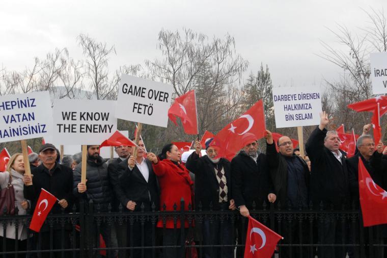 Turkey Failed Coup