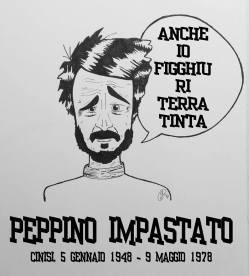 Di Giuseppe Castiglione – In memoria di Giuseppe, Peppino, Impastato.