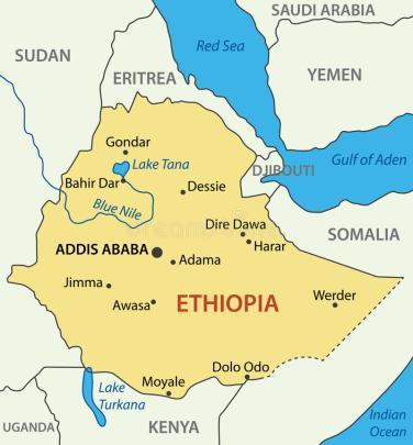 la-repubblica-federale-democratica-d-etiopia-mappa-61393895