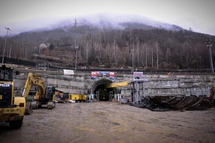 Il cantiere Tav apre i cancelli ai sindaci della Valle di Susa